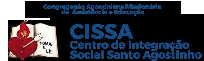 CISSA – Centro de Integração Social Santo Agostinho Logotipo